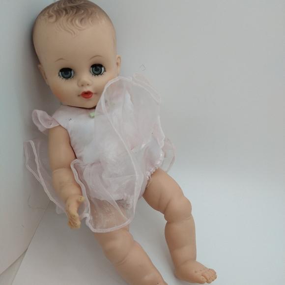 Vintage Eegee  Carrie doll 1950s